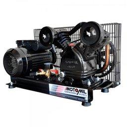 Compressor de Ar Direto 10 Pés 283 Litros Monofásico 2 Polos Bivolt