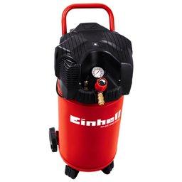 Compressor de Ar Compacto Isento de Óleo 8Bar 30 Litros 110V