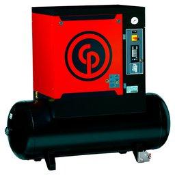 Compressor de Ar Parafuso 10HP 31PCM 265 Litros Trifásico 220V