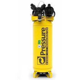 Compressor de Pistão SE Vertical 10 Pés 2HP 100 Litros 110/220V Monofásico