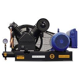 Compressor de Ar Sobre Base CJ20+ APV 20 Pés 5HP 175PSI Monofásico 220/440V