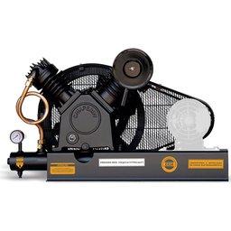 Compressor de Ar Alta Pressão Sobre Base 20 Pés 175PSI sem Motor