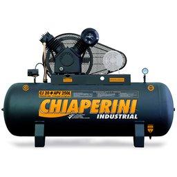 Compressor de Ar Alta Pressão CJ20 + APV 20 Pés 250L 175PSI sem Motor