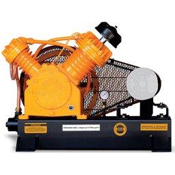 Compressor de Ar Alta Pressão Profissional Sobre Base CJ25 APV 25 Pés 175PSI sem Motor