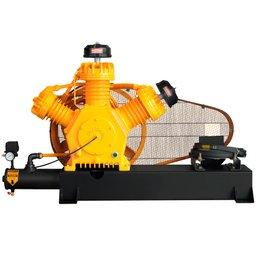 Compressor de Alta Pressão Sobre Base CJ40 AP3V 40 Pés 175PSI  Intermitente sem Motor