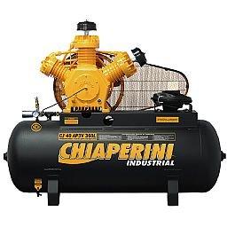 Compressor de Ar Alta Pressão Industrial 40 Pés 360L CJ40 AP3V sem Motor