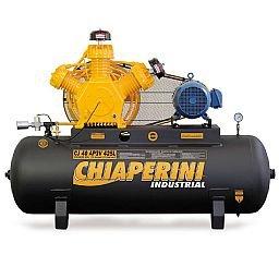 Compressor de Alta Pressão CJ40 AP3V 40 Pés 425L 175PSI 10HP 220/380V Trifásico Contínuo