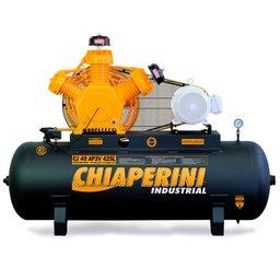 Compressor de Alta Pressão CJ40 AP3V 40 Pés 425L 175PSI sem Motor Intermitente