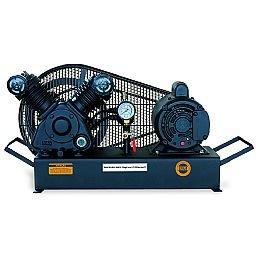 Compressor de Baixa Pressão sobre Base CJ5.2 BPV 5,2 Pés 120PSI 1HP 110/220V Mono