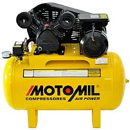 Compressor de Ar Air Power 6 Pés 70 Litros 1HP 110/220V Monofásico