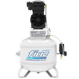 Compressor Odontológico 10 Pés 2CV 40 Litros Isento de Óleo 220V