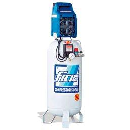 Compressor Odontológico 7,06 Pés 1,5CV 50 Litros Isento de Óleo Bivolt