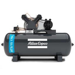 Compressor de Ar Média Pressão 15 Pés 140 Libras 3HP Monofásico 2P 110/220V