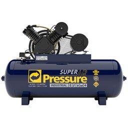 Compressor de Ar 30 Pés 175 PSI 250 Litros Trifásico IP55 220/380V