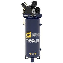 Compressor de Ar Vertical Notus 20 Pés 200 L 5 HP 220/380V Trifásico