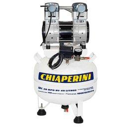 Motocompressor Odontológico 2HP 10 Pés 40 litros Isento de Óleo 220V