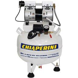 Motocompressor BPO 5 pcm 40 litros Isento de Óleo 220V