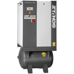 Compressor de Parafuso SRP4030 LEAN 30HP 7,5 Bar 126 Pcm 230L 220V