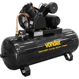 Compressor de Ar Vdonp 20/200T Trifásico 220 V/380 V