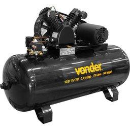 Compressor de ar VDSE 15/175T trifásico 220 V/380 V