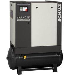 Compressor Rotativo de Parafuso Lean 230L 15 HP 11 Bar 220V