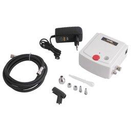Minicompressor para Aerógrafo 0,35 Pés 10 l/min Bivolt