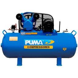 Compressor de Ar Trifásico 20 Pés 200 Litros 220V