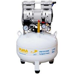 Compressor de Pistão Odontológico 11CV 35L 220V