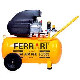 Compressor de Ar Mega Air CFC 10 Pés 50L 2HP