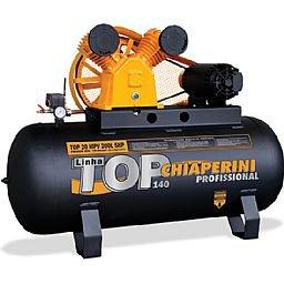 Compressor TOP 20 MPV 200 Litros Motor 5 HP Trifásico
