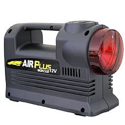 Mini Compressor Air Plus 12V Digital com Lanterna