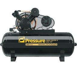 Compressor de Ar Onix 30 Pés 250L 175 Libras Trifásico