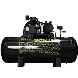 Compressor de Ar Mono 15 Pés 200 Litros 110/220V Bravo