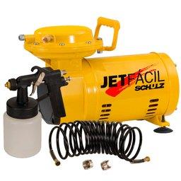 Motocompressor de Ar Direto 2,3 Pés 1/3HP Jet Fácil