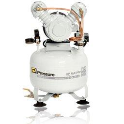 Compressor Odontológico 8,4 Pés 30 Litros 120 LBS Monofásico