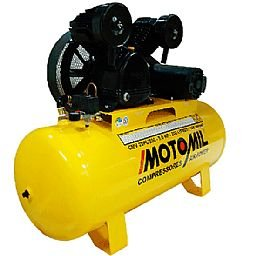 Compressor Air Power Trifásico 20 Pés 5,0 HP 220/ 380 V