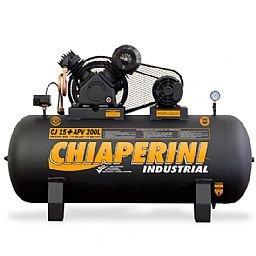 Compressor 15+PCM/APV 200 Litros Trifásico