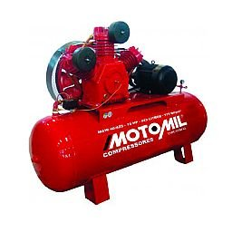 Compressor de Ar Industrial 40 Pés 425 Litros Trifásico 220/380 V