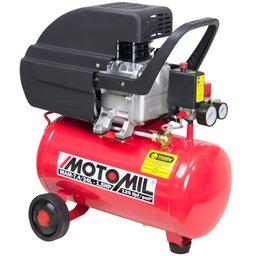 Motocompressor Monofásico 7,4 Pés 24 Litros 110V