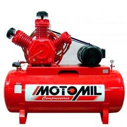 Compressor de Ar Industrial 3 Pistões 15 HP Trifásico 220/380 V