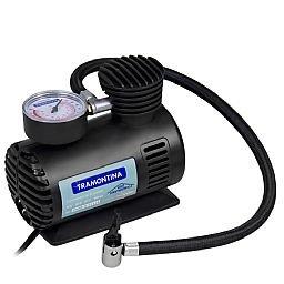 Compressor de Ar Portátil 12V 50W