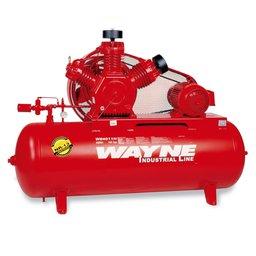 Compressor de Ar 40 PCM 425 Litros 220/380 V