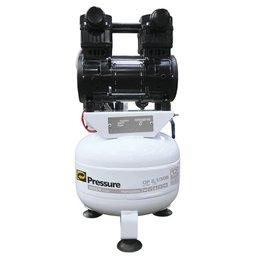 Compressor Odontológico Isento de Óleo 8,1Pés 30 Litros 220V