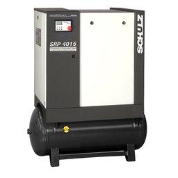Compressor Rotativo de Parafuso Trifásico Lean SRP 4015 15HP 230L 220V