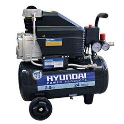 Motocompressor de Ar 2HP 24 Litros 220V
