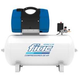Compressor Odontológico Isento de Óleo 100 Litros 2CV Bivolt