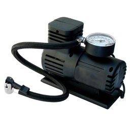 Mini Compressor de Ar 12V com Manômetro 250PSI