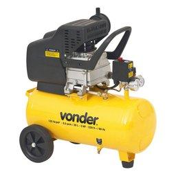 Motocompressor de Ar MCV 085 - 8,5 PCM / 30 Litros 110V