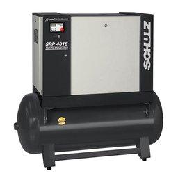 Compressor de Ar de Parafuso 230 Litros 440V 7 Bar - SRP 4015 Lean