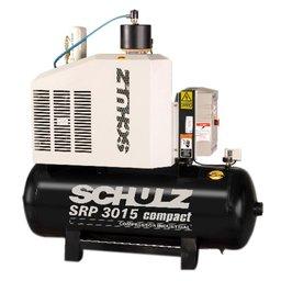 Compressor de Ar de Parafuso 45PCM 200 Litros 440V - SRP 3015 Compact-II
